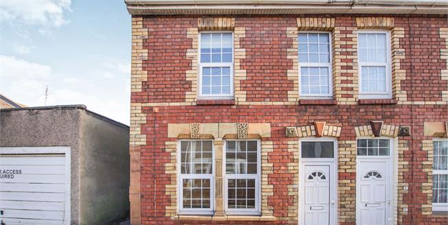 Offers in excess of £210,000, 2 Bedroom End of Terrace House For Sale in Staple Hill, BS16