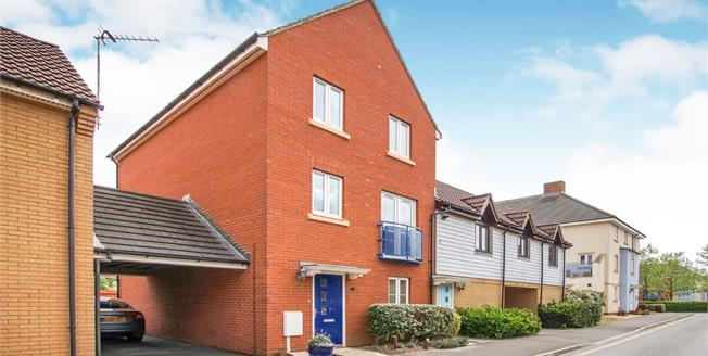 Asking Price £300,000, 4 Bedroom Semi Detached House For Sale in Mangotsfield, BS16