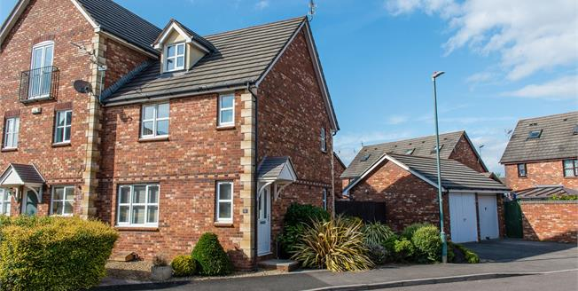Offers in excess of £325,000, 3 Bedroom Semi Detached House For Sale in Emersons Green, BS16