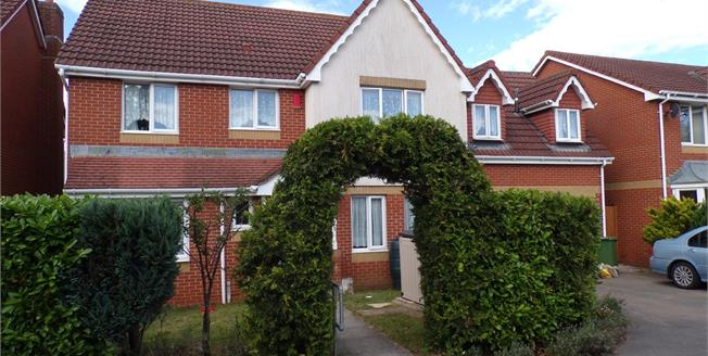 Guide Price £569,000, 5 Bedroom Detached House For Sale in Mangotsfield, BS16