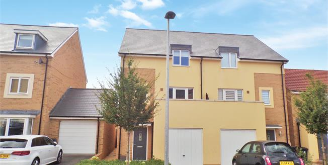 Asking Price £295,000, 3 Bedroom Terraced House For Sale in Emersons Green, BS16