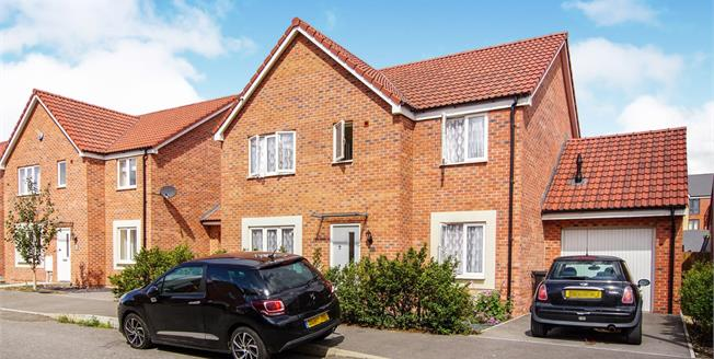Asking Price £425,000, 5 Bedroom Detached House For Sale in Emersons Green, BS16