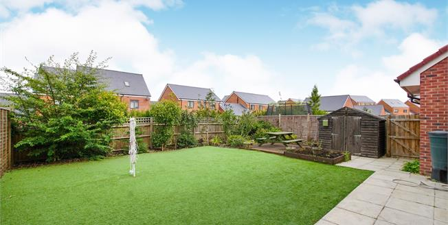 Offers in excess of £410,000, 5 Bedroom Detached House For Sale in Emersons Green, BS16