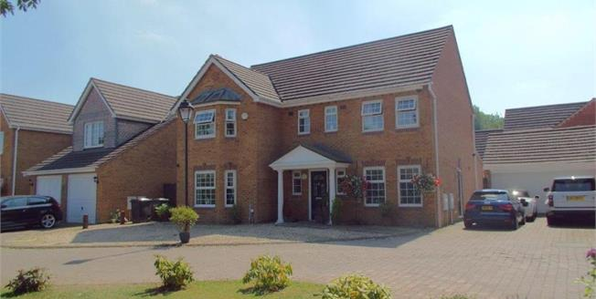 Offers Over £625,000, 5 Bedroom Detached House For Sale in Stapleton, BS16