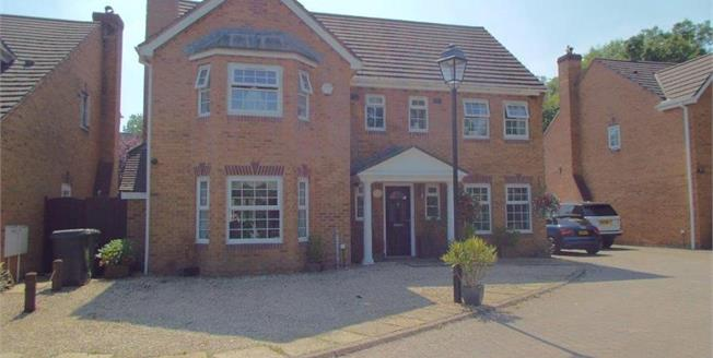 Offers Over £595,000, 4 Bedroom Detached House For Sale in Stapleton, BS16
