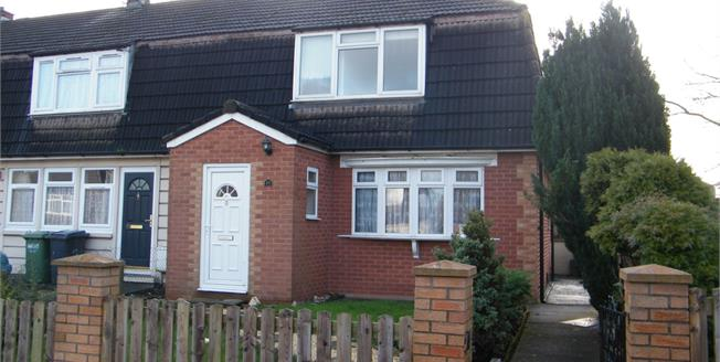 Asking Price £220,000, 3 Bedroom End of Terrace House For Sale in Filton, BS34