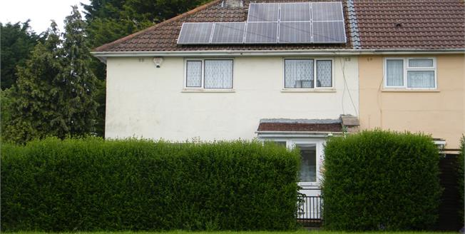 Asking Price £250,000, 3 Bedroom Semi Detached House For Sale in Bristol, BS7