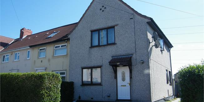 Asking Price £250,000, 3 Bedroom End of Terrace House For Sale in Bristol, BS7