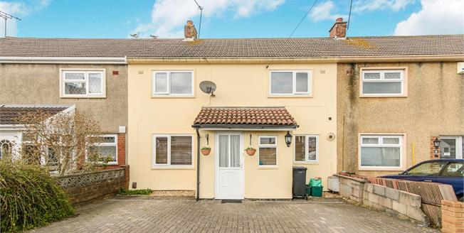 Offers in the region of £250,000, 3 Bedroom Terraced House For Sale in Filton, BS34