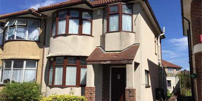 Asking Price £300,000, 3 Bedroom Semi Detached House For Sale in Bristol, BS16