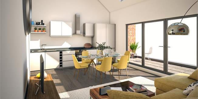 £210,000, 2 Bedroom Flat For Sale in Somerset, BS16
