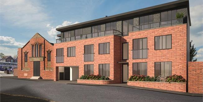 £205,000, 2 Bedroom Ground Floor Flat For Sale in Somerset, BS16