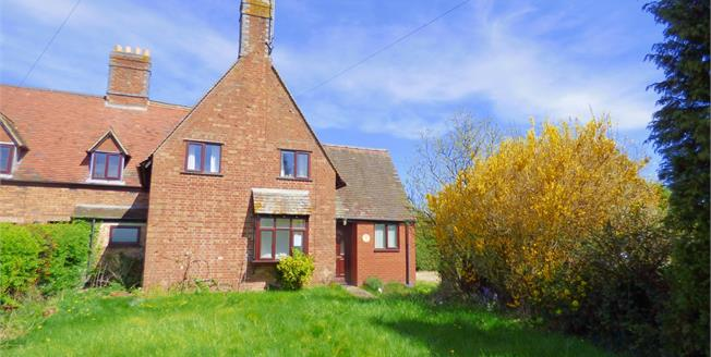 Asking Price £185,000, 2 Bedroom Semi Detached House For Sale in Highnam, GL2