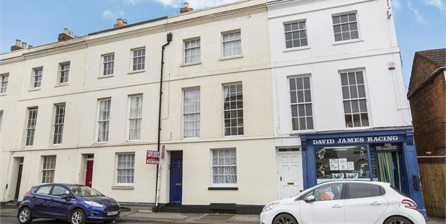 Asking Price £260,000, 3 Bedroom For Sale in Gloucester, GL1