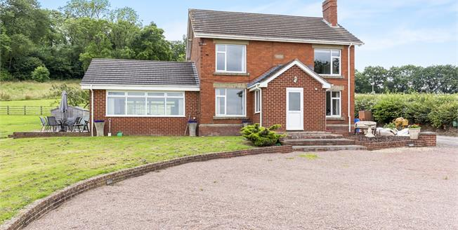 £850,000, 4 Bedroom Detached House For Sale in Longhope, GL17