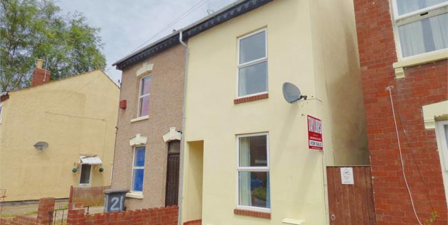 Offers in the region of £148,000, 3 Bedroom Semi Detached House For Sale in Gloucester, GL1