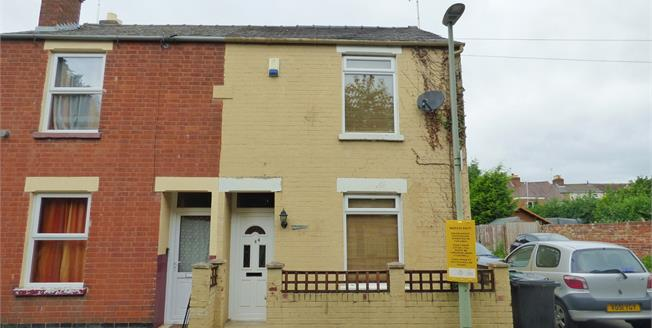 Asking Price £139,500, 2 Bedroom Semi Detached House For Sale in Gloucester, GL1