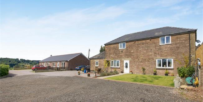 Asking Price £565,000, 2 Bedroom Detached House For Sale in Blakeney, GL15