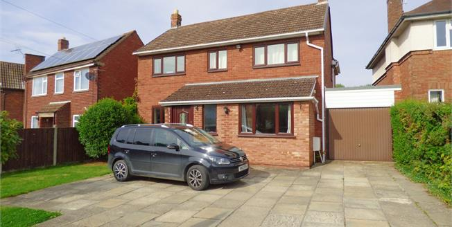 Offers in excess of £340,000, 4 Bedroom Detached House For Sale in Tuffley, GL4