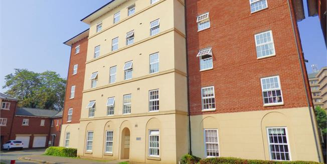 Asking Price £115,000, 1 Bedroom Flat For Sale in Gloucester, GL1
