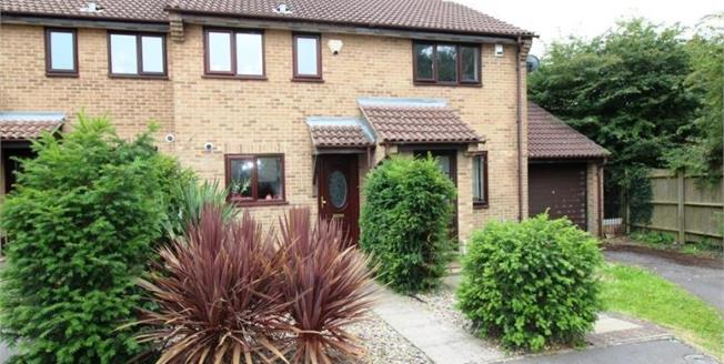 Asking Price £199,995, 2 Bedroom Terraced House For Sale in Bristol, BS15