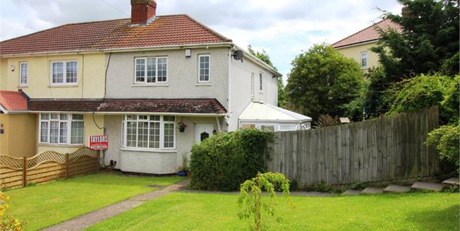 Asking Price £317,500, 4 Bedroom Semi Detached House For Sale in Bristol, BS15