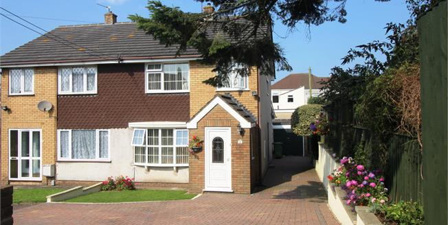 Asking Price £289,950, 3 Bedroom Semi Detached House For Sale in Bristol, BS15