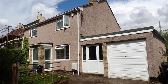Offers in excess of £550,000, 4 Bedroom Semi Detached House For Sale in Hanham, BS15