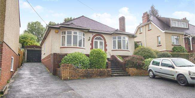 Offers in excess of £350,000, 3 Bedroom Detached Bungalow For Sale in Kingswood, BS15
