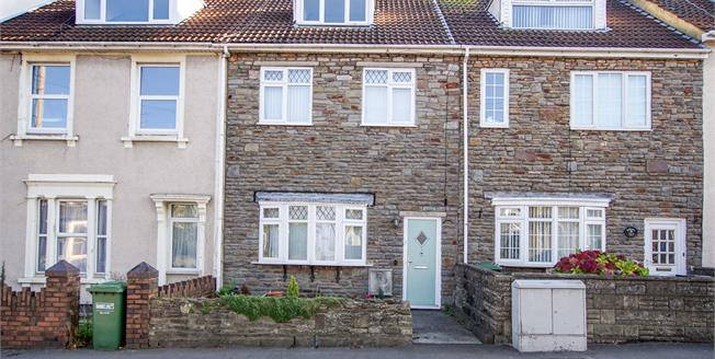Offers in excess of £325,000, 4 Bedroom Terraced House For Sale in Staple Hill, BS16