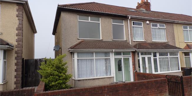Offers in excess of £230,000, 3 Bedroom End of Terrace House For Sale in Kingswood, BS15