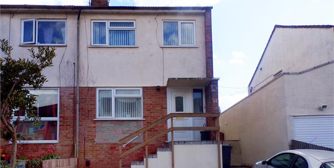 Offers Over £240,000, 3 Bedroom Semi Detached House For Sale in Kingswood, BS15