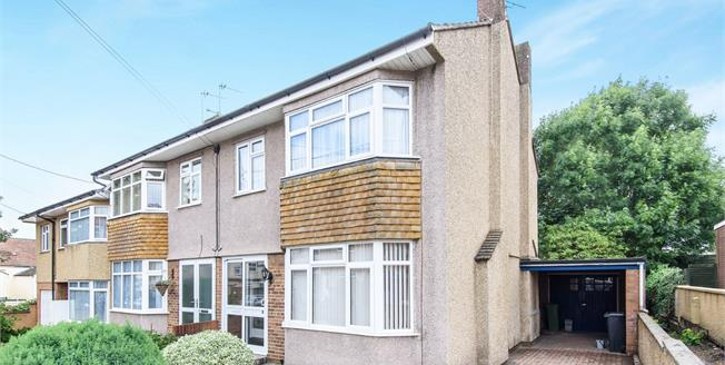 Asking Price £260,000, 3 Bedroom End of Terrace House For Sale in Kingswood, BS15