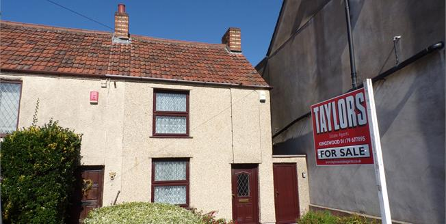 Asking Price £240,000, 2 Bedroom End of Terrace Cottage For Sale in Hanham, BS15
