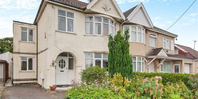 Asking Price £425,000, 6 Bedroom Semi Detached House For Sale in Patchway, BS34