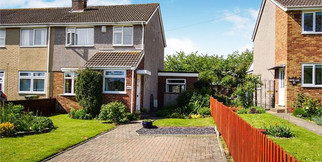 Offers in the region of £280,000, 3 Bedroom Semi Detached House For Sale in Patchway, BS34
