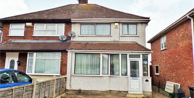 Asking Price £245,000, 3 Bedroom Semi Detached House For Sale in Patchway, BS34