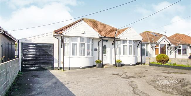 Offers in excess of £300,000, 2 Bedroom Detached Bungalow For Sale in Patchway, BS34