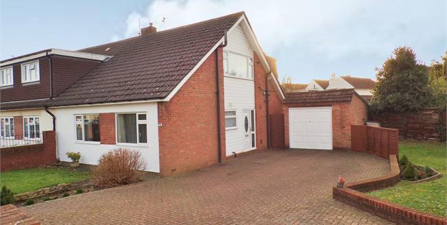 Offers in excess of £325,000, 4 Bedroom Semi Detached Bungalow For Sale in Patchway, BS34