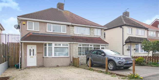 Offers in excess of £230,000, 3 Bedroom Semi Detached House For Sale in Patchway, BS34