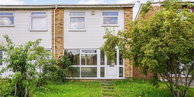Asking Price £220,000, 3 Bedroom Semi Detached House For Sale in Patchway, BS34