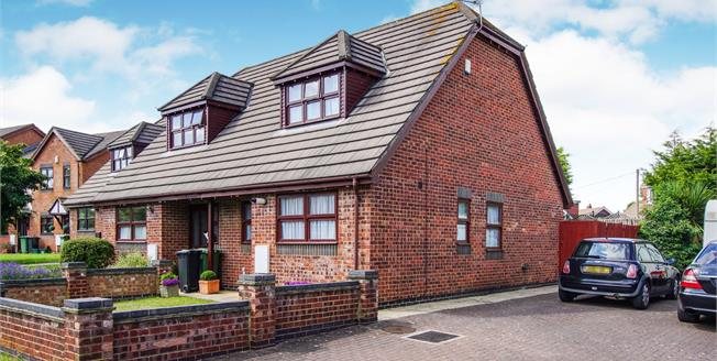 Asking Price £250,000, 2 Bedroom Semi Detached House For Sale in Little Stoke, BS34