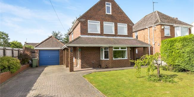 Offers Over £300,000, 3 Bedroom Detached House For Sale in Hardwicke, GL2