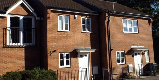 Offers Over £160,000, 2 Bedroom Terraced House For Sale in Quedgeley, GL2