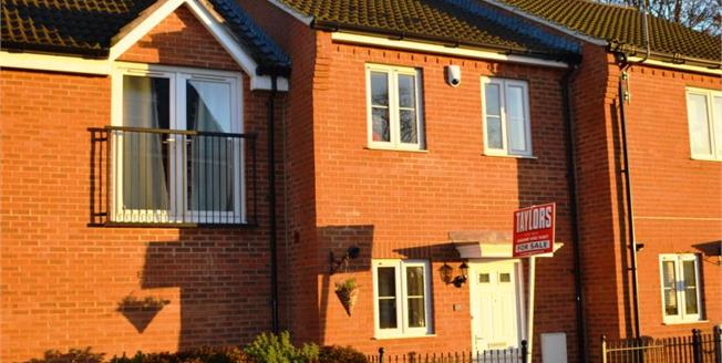 Fixed Price £165,000, 2 Bedroom Terraced House For Sale in Quedgeley, GL2