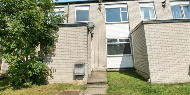 Guide Price £130,000, 3 Bedroom Terraced House For Sale in Llanedeyrn, CF23