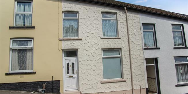 Asking Price £65,000, 3 Bedroom For Sale in Tonypandy, CF40