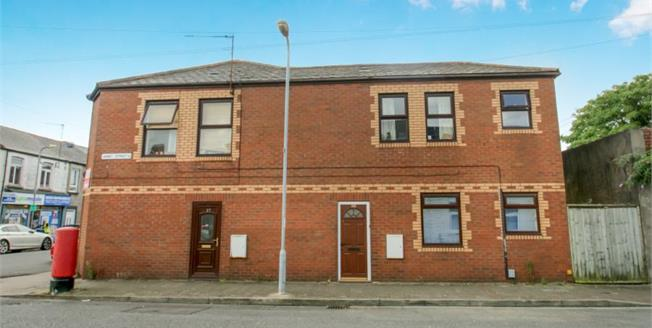 Offers in excess of £95,000, 2 Bedroom Flat For Sale in Cardiff, CF24