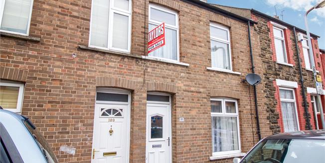 Asking Price £149,950, 3 Bedroom Terraced House For Sale in Cardiff, CF24