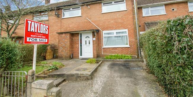 Asking Price £140,000, 3 Bedroom Terraced House For Sale in Llanrumney, CF3